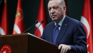 Cumhurbaşkanı Erdoğan 23 Nisan Ulusal Egemenlik ve Çocuk Bayramı'nı kutladı