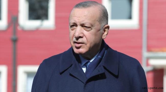 Cumhurbaşkanı Erdoğan: Elimizde yeterli aşımız var