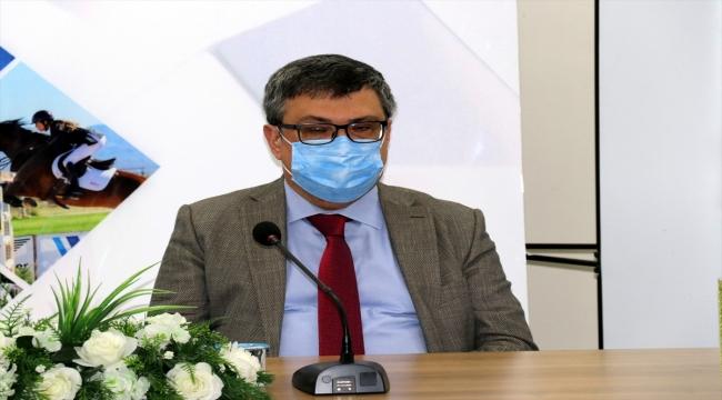Cumhurbaşkanlığı Kupası Engel Atlama Yarışması 8-11 Ekim'de Kocaeli'de düzenlenecek
