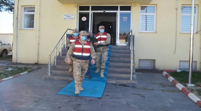 Diyarbakır'da 15 yıl kesinleşmiş hapis cezası bulunan hükümlü yakalandı