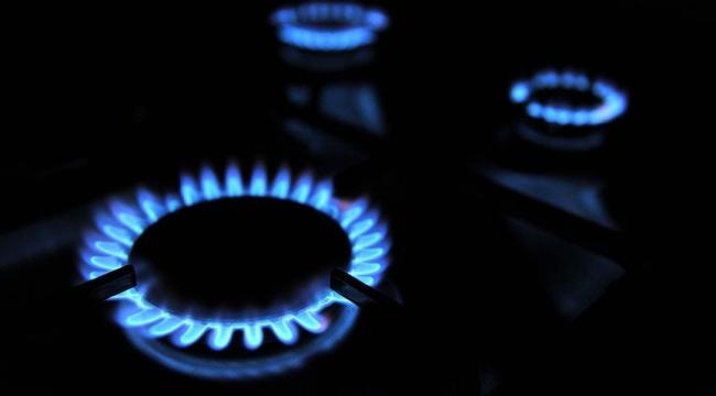 Doğal gaza yüzde 1 zam geldi