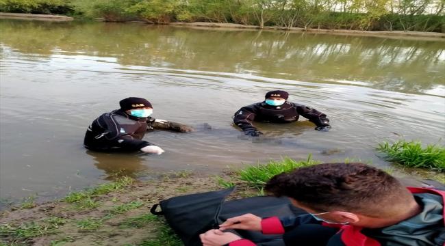 Edirne'de kayıp kişinin cesedi Tunca Nehri'nde bulundu