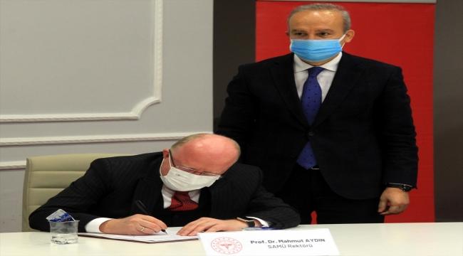 Eğitim ve Araştırma Hastanesi, Samsun Üniversitesi Tıp Fakültesi olarak kullanılacak
