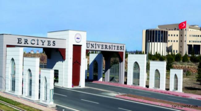 Erciyes Üniversitesi öğrencilerini ilgilendiren çok önemli haber