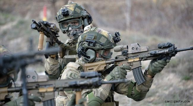 Eren-10 Operasyonu'nda etkisiz hale getirilen terörist sayısı 10'a yükseldi