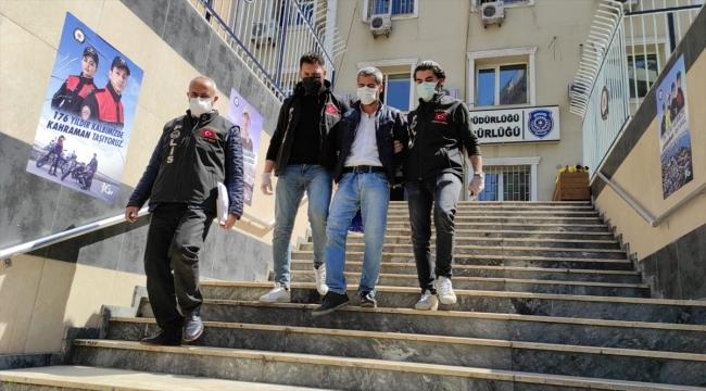 Esenler'deki cinayete ilişkin gözaltına alınan zanlı ağabey adliyeye sevk edildi