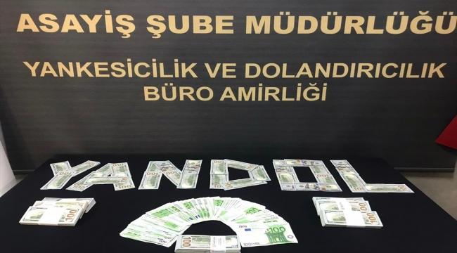 """""""FETÖ"""" bahanesiyle kandırdıkları kadına evini sattırarak 750 bin lirasını dolandıran 3 zanlı yakalandı"""