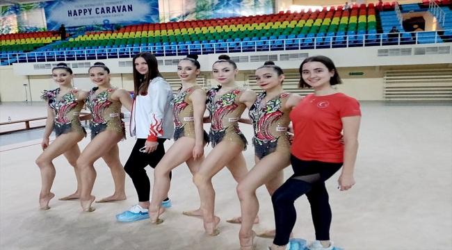 FIG Ritmik Cimnastik Dünya Kupası Özbekistan etabı