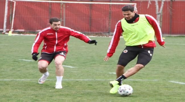 Gençlerbirliği, Alanyaspor maçının hazırlıklarını sürdürdü