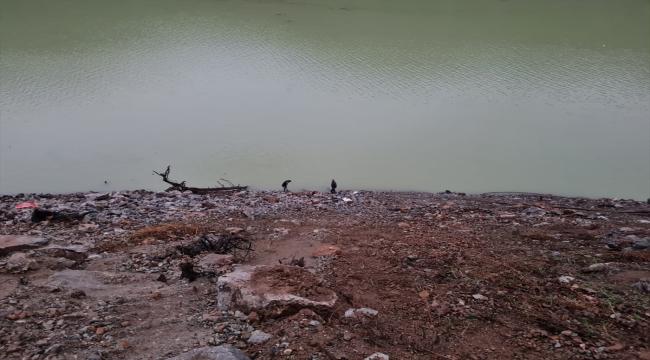 Gümüşhane'de otomobil baraja düştü: 1 ölü ,1 yaralı