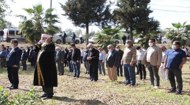 GÜNCELLEME - Serik Belediyespor Kulübü Başkanı Ali Aksu vefat etti