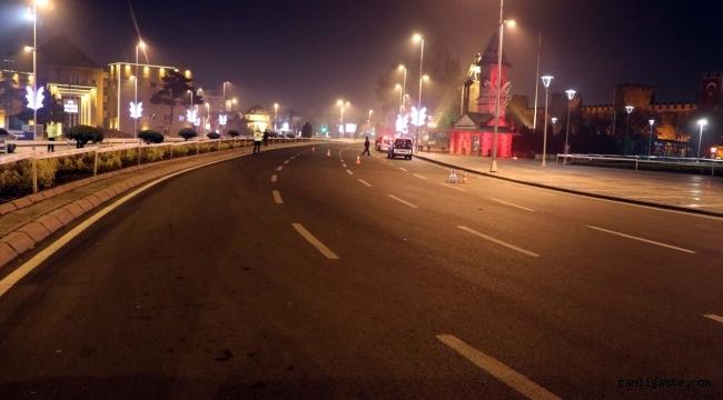 İçişleri Bakanlığından sokağa çıkma kısıtlaması hatırlatması