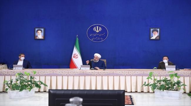 """İran Cumhurbaşkanı Ruhani: """"Nükleer anlaşmanın olduğu gibi uygulanmasını istiyoruz"""""""
