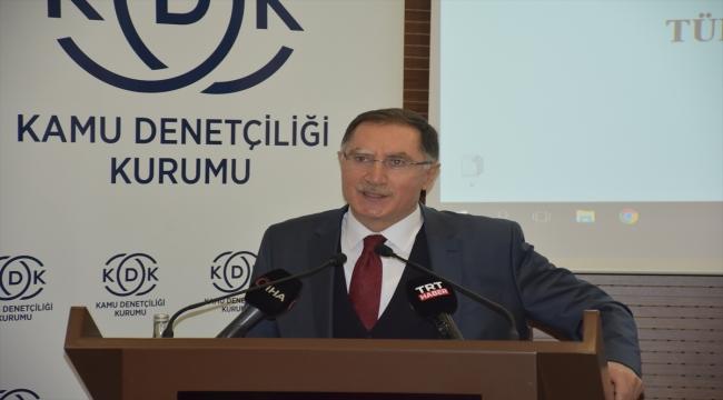 Kamu Denetçiliği Kurumu ile Türkiye Satranç Federasyonu arasında iş birliği protokolü imzalandı