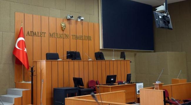 Kayseri'de 5 FETÖ sanığına hapis cezası verildi
