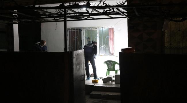 Kayseri'de bir eve silahlı saldırı: 1 yaralı