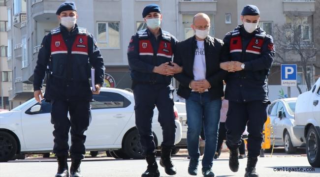 Kayseri'de firari FETÖ hükümlüsünü jandarma yakaladı
