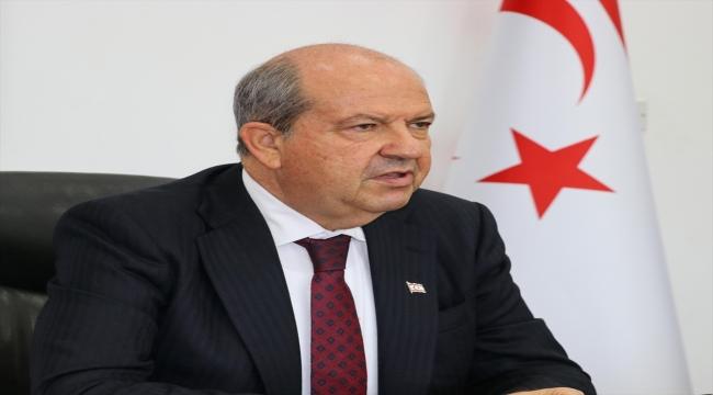 KKTC Cumhurbaşkanı Tatar, Türkiye ziyareti öncesi açıklamalarda bulundu: