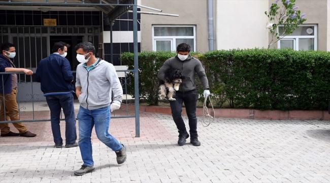 Talas'ta köpeği sürekli havlayan kişi evinde ölü bulundu
