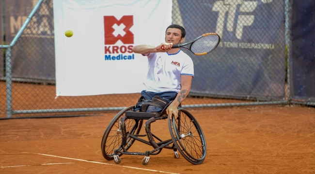 Megasaray Open Uluslararası Tekerlekli Sandalye Tenis Turnuvası sona erdi