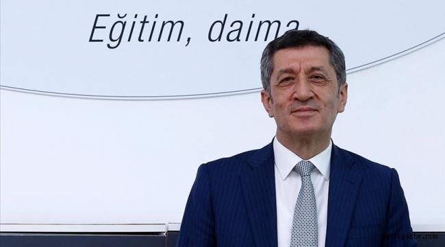 Milli Eğitim Bakanı Selçuk:Hepimiz, öğrencilerimiz için buradayız