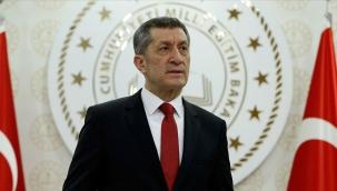 Milli Eğitim Bakanı Selçuk, uzaktan eğitime geçiş sürecini değerlendirdi