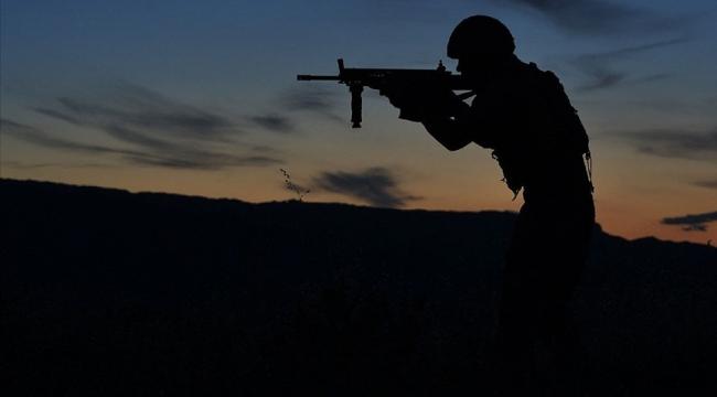 MSB: Pençe-Şimşek harekat bölgesinde bir asker şehit oldu
