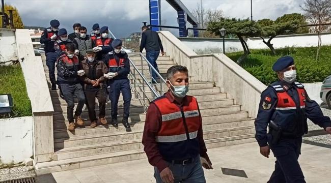 Muğla'da tefecilik yaptıkları iddiasıyla gözaltına alınan şüphelilerden biri tutuklandı