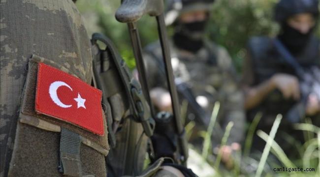 Pençe-Yıldırım Operasyonu'nda bir asker şehit oldu, bir asker yaralandı