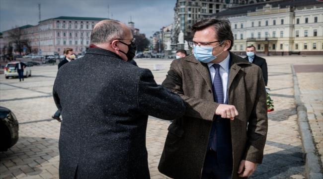 Polonya Dışişleri Bakanı, Ukrayna'nın egemenlik mücadelesinde yanında olduklarını belirtti