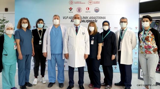 """Prof. Dr. Altuntaş: """"VLP temelli yerli aşıyla mutanta karşı tasarım yapılabilir"""""""