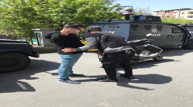 Şişli'de polis ekiplerince denetim yapıldı