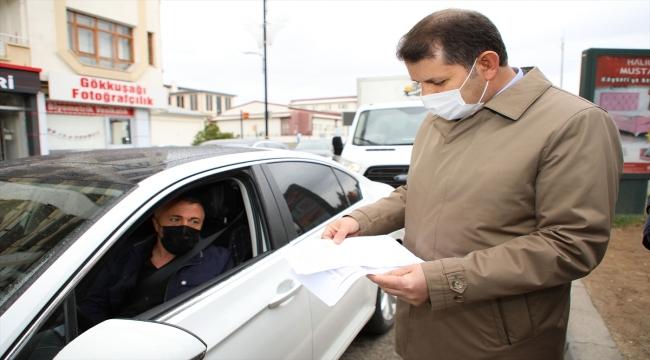 """Sivas'ta 4 bine yakın güvenlik gücü """"tam kapanma"""" sürecinde sahada olacak"""