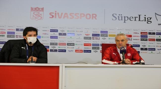 Sivasspor-Beşiktaş maçının ardından