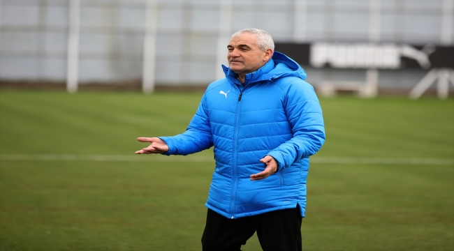 Sivasspor Teknik Direktörü Rıza Çalımbay, Beşiktaş maçında futbolcularına güveniyor: