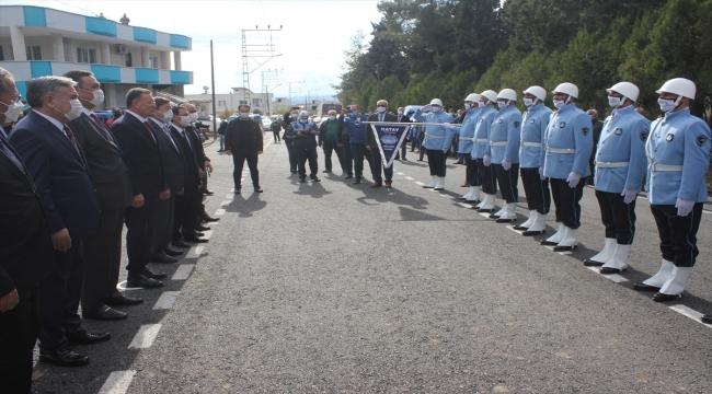 Türk Cumhuriyetlerinin büyükelçileri, Hatay'da TÜRKSOY mesire alanının açılışına katıldı