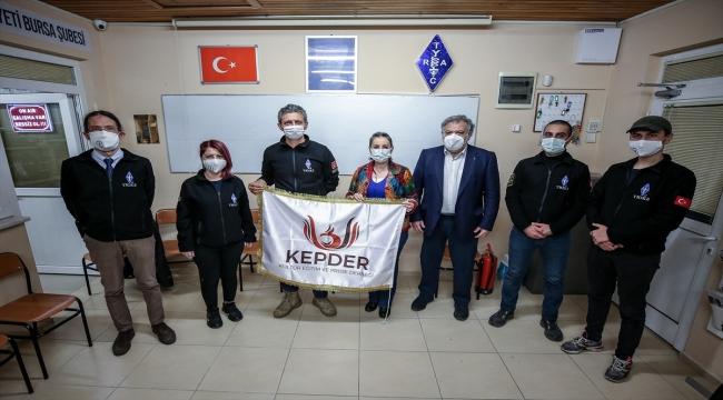 Türk ve Avrupalı gençler doğal afetlere karşı hazırlıklı olmak için eğitim alacak
