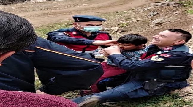 Burdur'da kaybolan çocuk 46 saat sonra bulundu