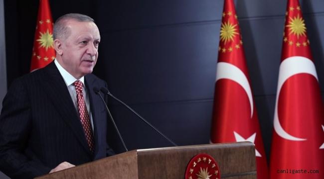 Cumhurbaşkanı açıkladı: Bayram sonrası kontrollü normalleşme