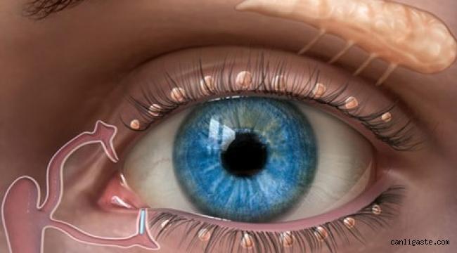 Göz damarlarında meydana gelen tıkanıklığın koronavirüs belirtisi olabileceği uyarısı