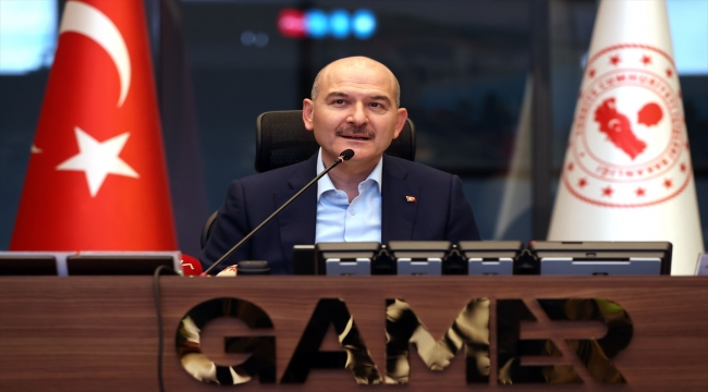 İçişleri Bakanı Soylu, bayram tedbirlerine ilişkin açıklamalarda bulundu