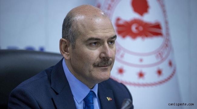 İçişleri Bakanı Soylu: Tedbirlerin 17 Mayıs günü ne şekilde olacağını vatandaşımızla paylaşırız