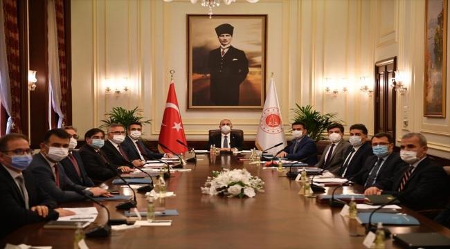 İnsan Hakları Eylem Planı için Adalet Bakanlığı bünyesinde takip kurulu oluşturuldu