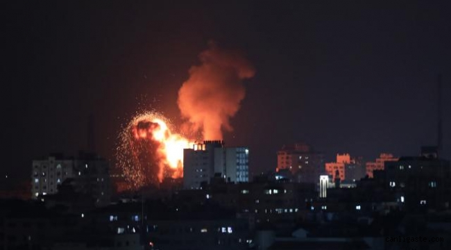 İsrail'in Gazze'ye düzenlediği saldırılarda şehit sayısı 43'e yükseldi