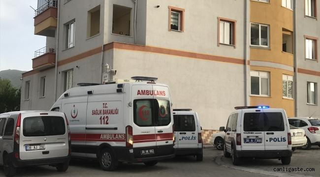 Kayseri'de 11. kattan düşen 4 yaşındaki çocuk hayatını kaybetti