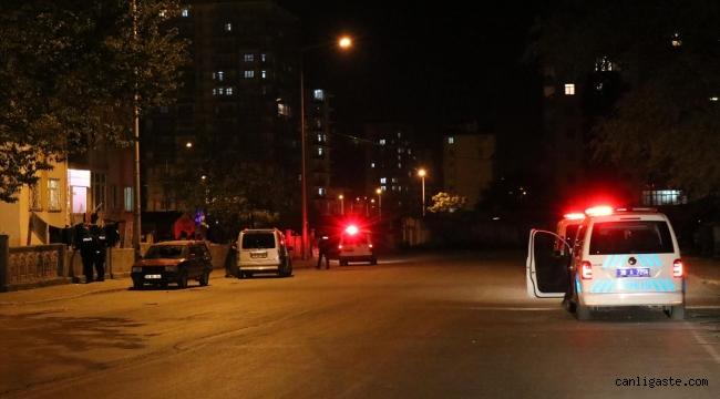 Kayseri'de iki grup arasında çıkan silahlı kavgada 2 kişi yaralandı