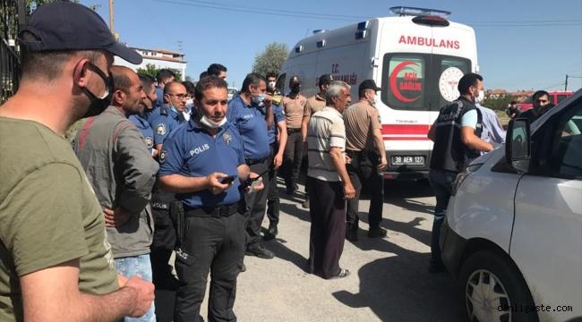 Kayseri Olay: Akrabalar arasındaki silahlı kavgada oğul öldü, baba yaralandı