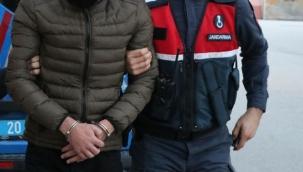 Nevşehir'de izinsiz kazı yapan 6 kişi gözaltına alındı