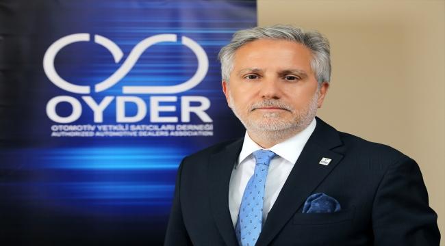 OYDER Başkanı Mersin, nisan ayı otomotiv satışlarını değerlendirdi: