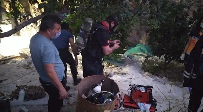 Pompa indirmek için girdikleri kuyuda gazdan zehirlenen 3 kişi hayatını  kaybetti - Genel Haber - Kayseri Canlı Gaste